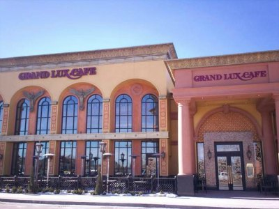Grand Lux Cafe Las Vegas Restaurant