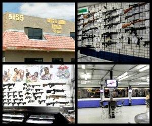 Gun & Amo Garage Las Vegas