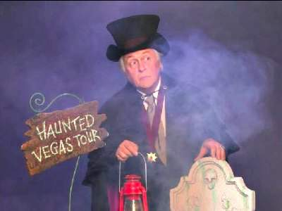 Las Vegas ghost tour