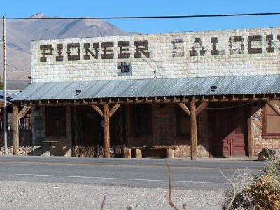 Historical Tour of the Pioneer Saloon from Las Vegas in Las Vegas