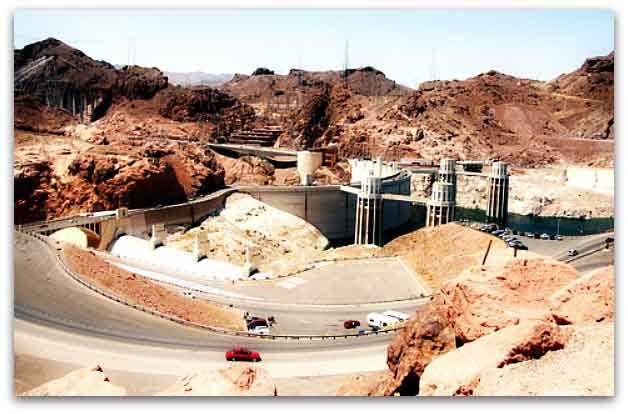 Hoover Dam Tours From Las Vegas