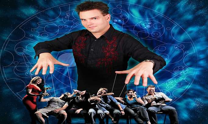Hypnosis Unleashed with Kevin Lepine Show in Las Vegas
