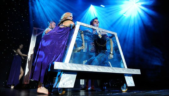 Illusions Starring Jan Rouven Show Las Vegas