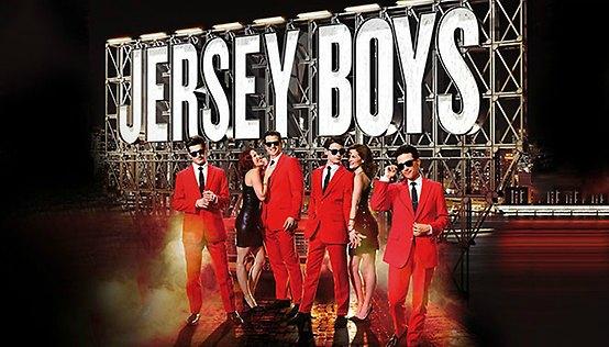 Jersey Boys Show in Las Vegas