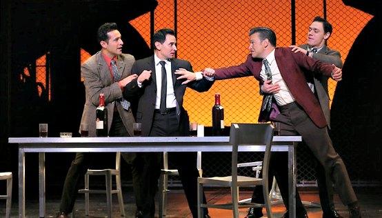 Jersey Boys Show Las Vegas