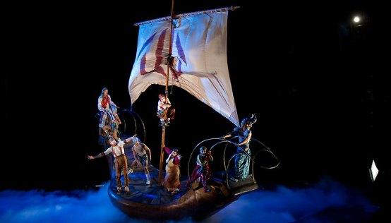 Ka by Cirque du Soleil Show in Las Vegas