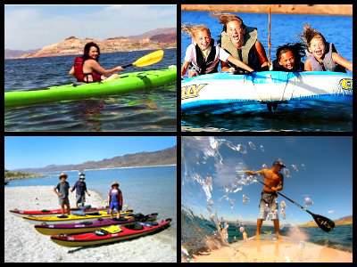 Lake Mead activities Las Vegas