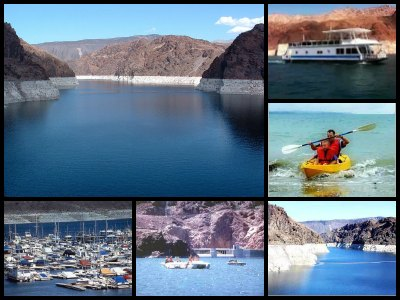 Las vegas attractions for tourists for Lake mead fishing guides