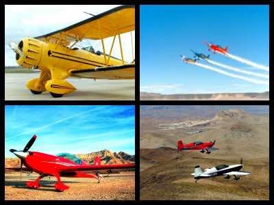Las Vegas Airplane tours