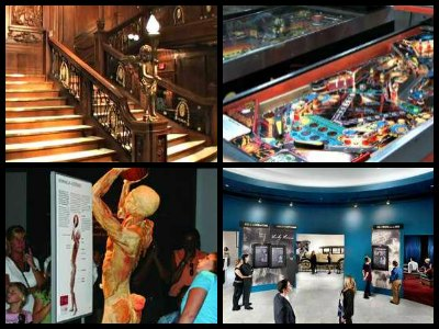 Las Vegas tourist attractions for kids and families