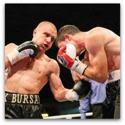 Las Vegas Boxing poster