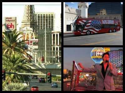 Las Vegas bus tours