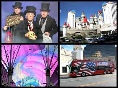 Las Vegas city tours
