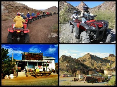 Gold Mine tours from Las Vegas