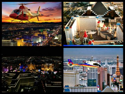 Las Vegas Strip helicopter tours