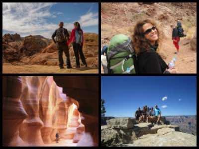 Las Vegas hiking tours
