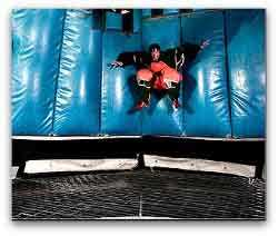Indoor skydiving in Las Vegas