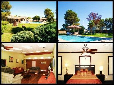 luxury homes Las Vegas - Unbelievable Ranch