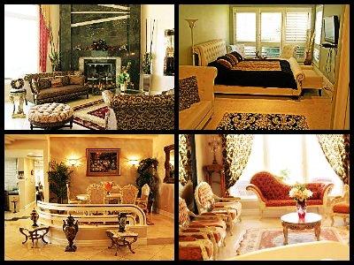 luxury homes in las vegas for rent