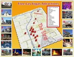 Free Shows And Attractions in Las Vegas