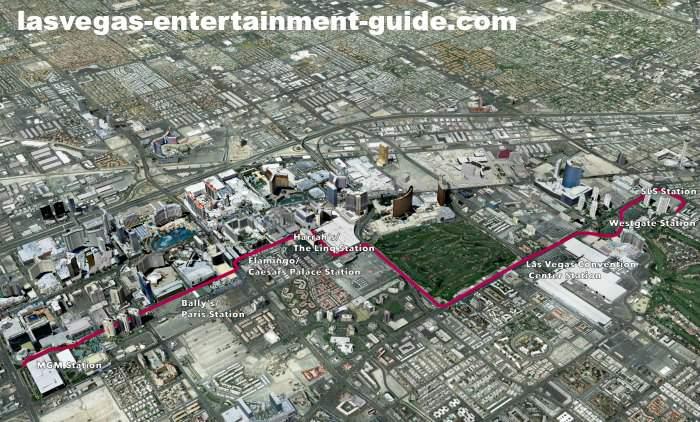 Best Las Vegas Strip Maps