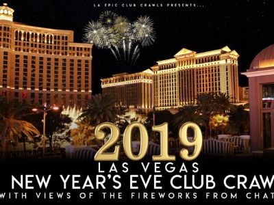 Las Vegas New Year S Eve 2019 Shows Events Parties