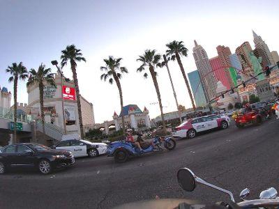 Las Vegas Pawn Stars Strip Trike Tour