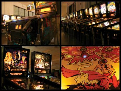 Pinball from Pinball Hall of Fame in Las Vegas