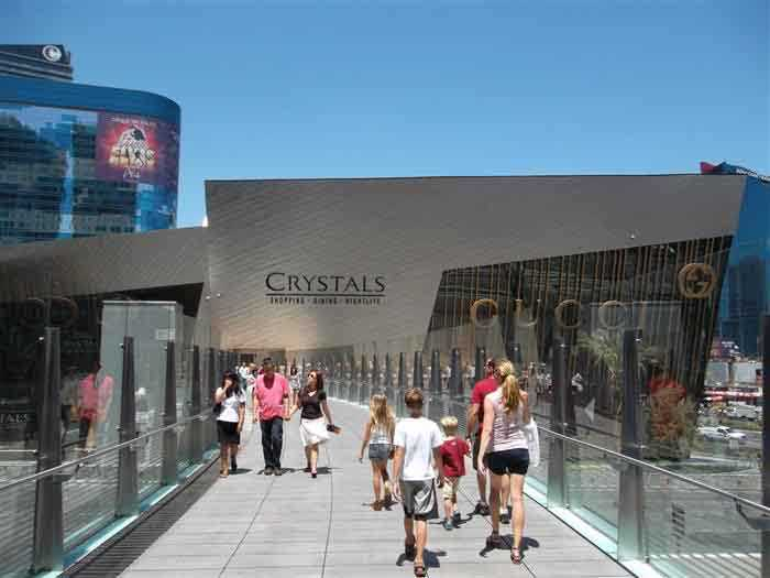 shopping outlets in Las Vegas