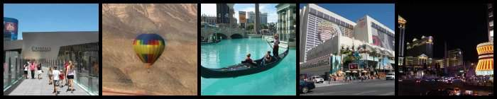 sightseeing in Las Vegas tours