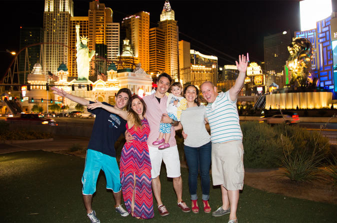 Las Vegas Strip by Limo tour