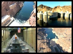 Las Vegas to Hoover Dam night tours