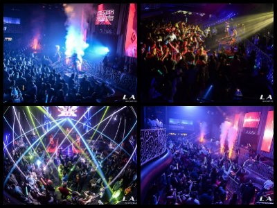 LAX Nightclub Las Vegas