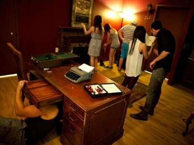 Lost Games Escape Rooms in Las Vegas