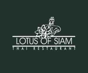 Lotus of Siam Thai Restaurant Las Vegas