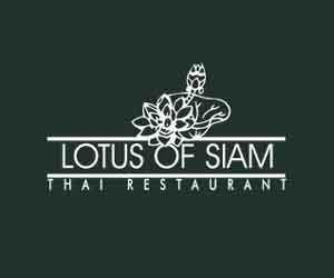 Lotus of Siam Thai Restaurant Las Vegas