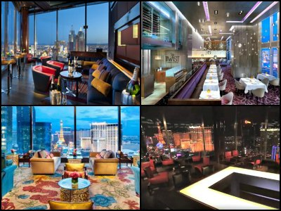 Restaurants at Mandarin Oriental Hotel in Las Vegas