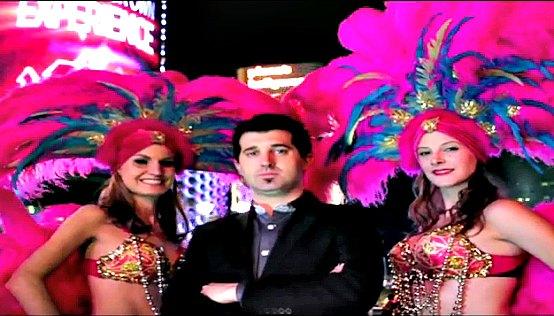 Marc Savard Comedy Hypnosis Show Las Vegas