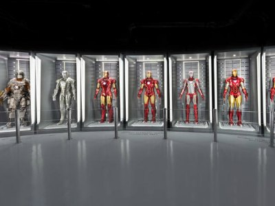 Marvel Avengers S.T.A.T.I.O.N at Treasure Island Hotel and Casino in Las Vegas