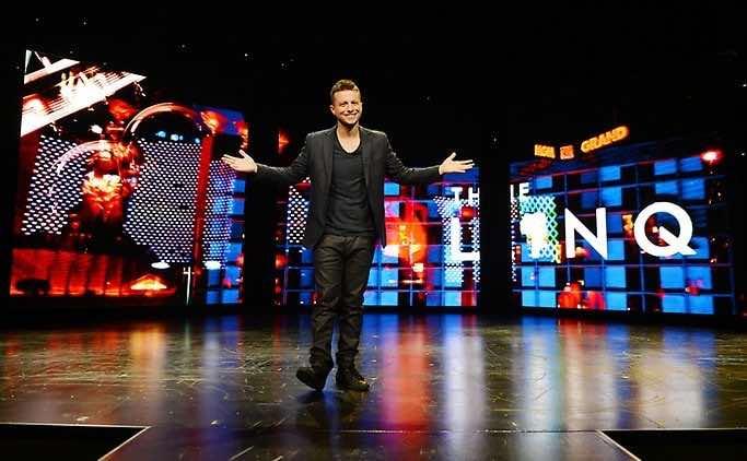 Mat Franco Las Vegas show