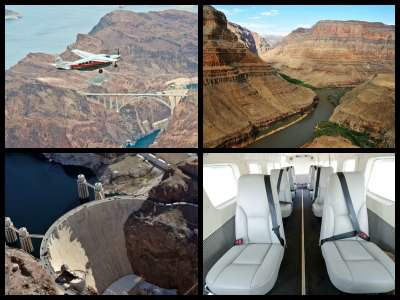 Grand Canyon Air Tours Flights From Las Vegas