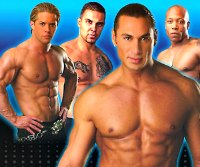 Men of Sapphire in Las Vegas