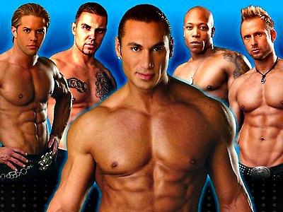 Men of Sapphire Show Las Vegas