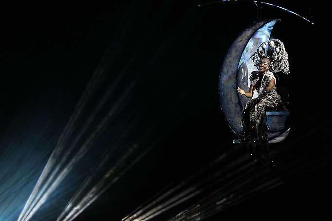 Michael Jackson One by Cirque du Soleil Show in Las Vegas