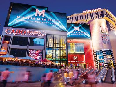 Shopping In Las Vegas Best Malls Outlets Stores