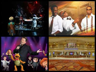 The Mirage Hotel Las Vegas