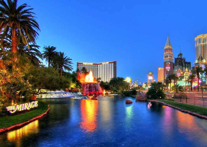 Free Things To Do In Las Vegas Along The Strip