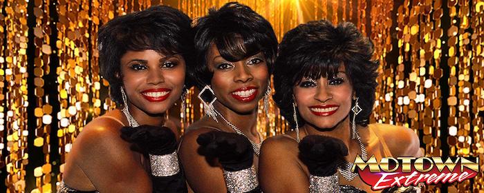Motown Extreme Las Vegas Concert