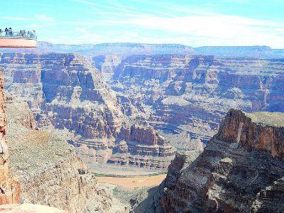 4-Day Tour - Grand Canyon, Las Vegas, Los Angeles