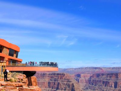4-Day Tour - Las Vegas, Grand Canyon West, Los Angeles